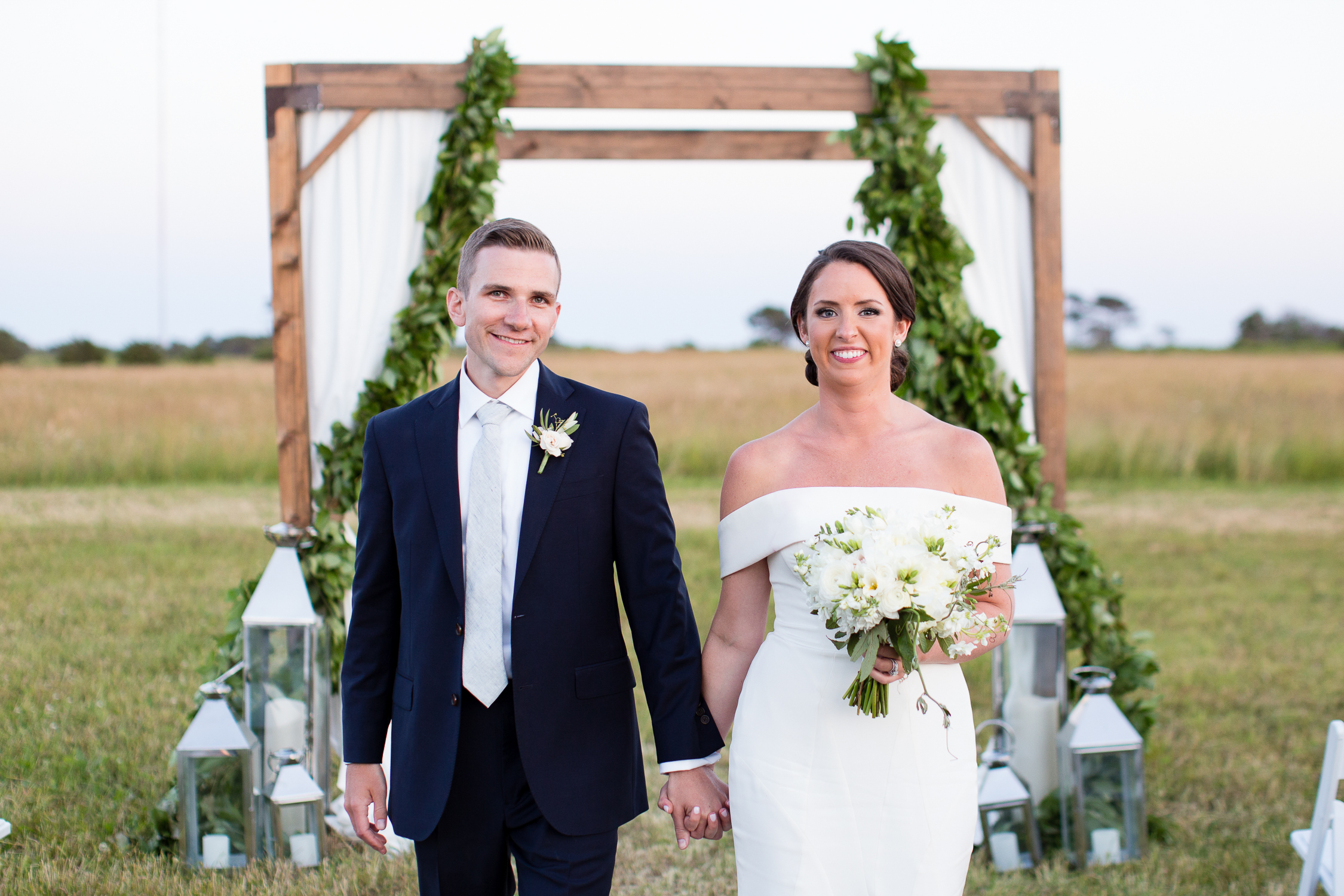 Shyla & Dan: Bartlett's Farm, Nantucket