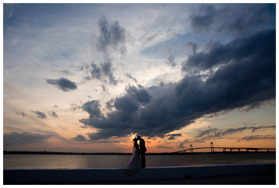 Belle Mer Wedding: Kara & Greg