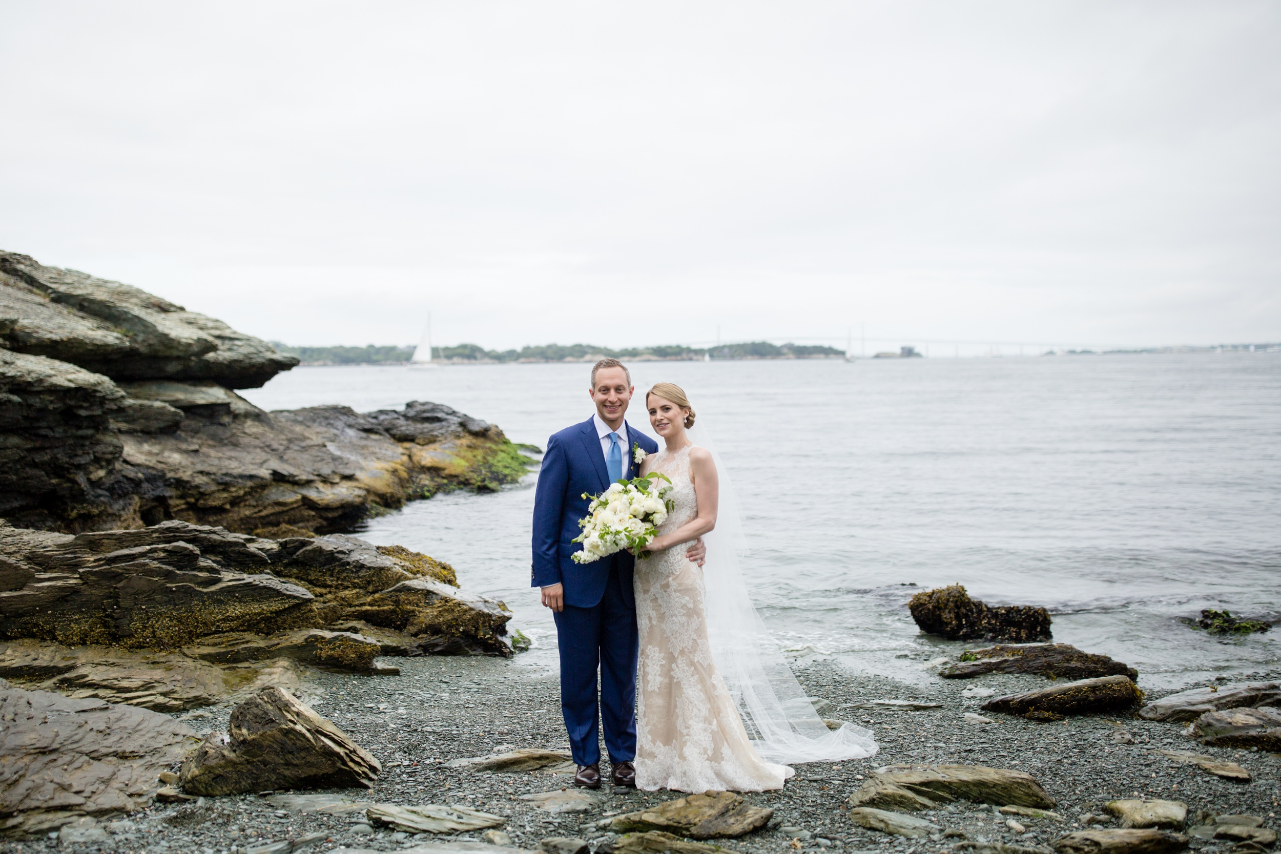 Allison & Josh: Castle Hill Inn