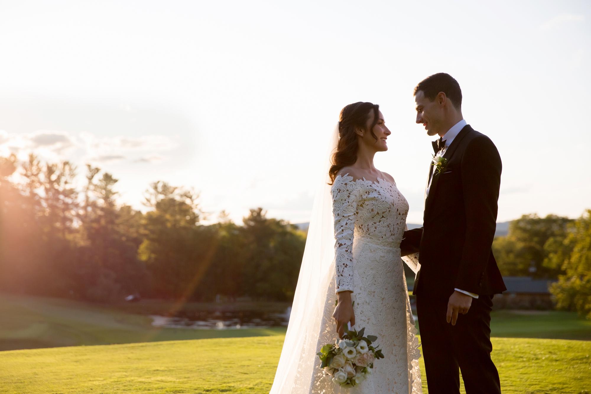 Melanie & Matthew: The Country Club of Farmington